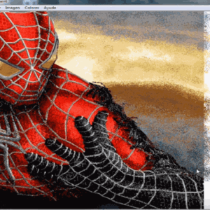 spiderman paint