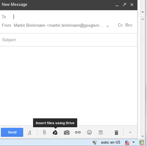 gmail attachment size