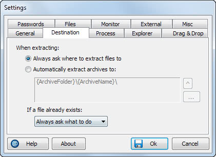 4 Tools To Extract Multiple Zip And Rar Archives