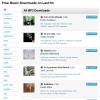 free music downloads last.fm