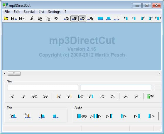 mp3 direct cut