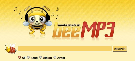 bee mp3 search
