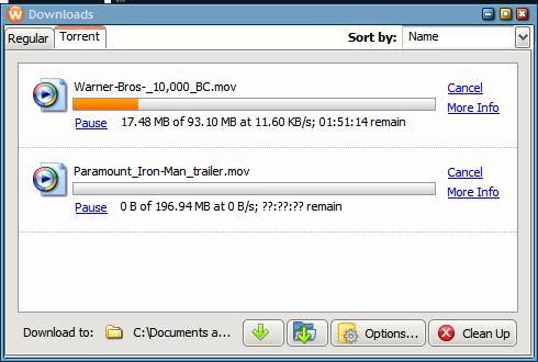wyzo torrent download