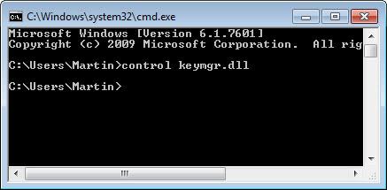 control keymgr.dll