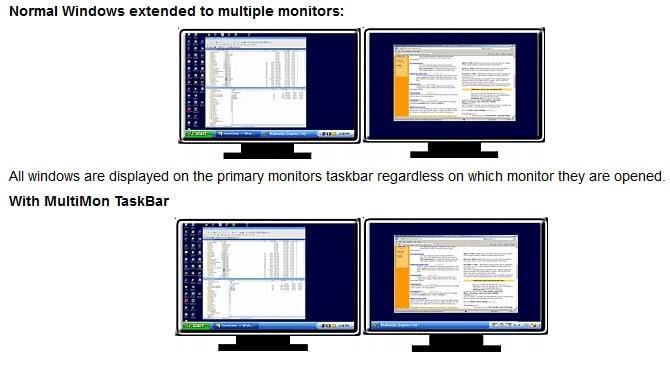 multimon taskbar screenshot