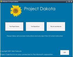 project dakota