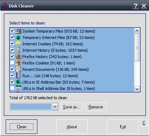 disk cleaner thumb