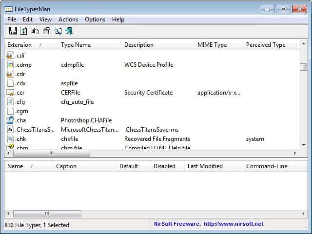 filetypesman review screenshot