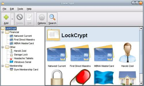 lockcrypt password safe