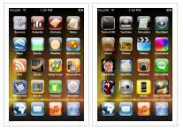 soft iphone theme