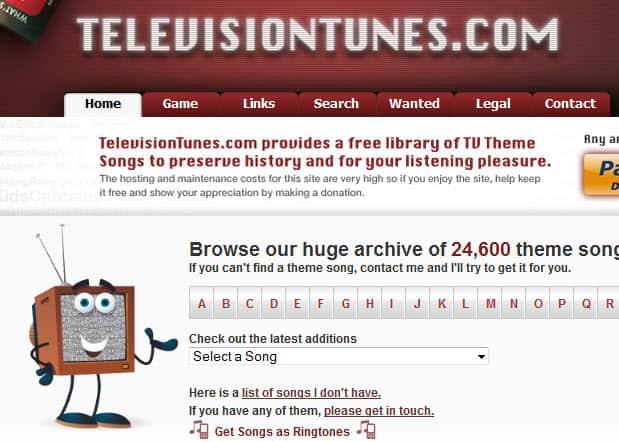 television-tunes