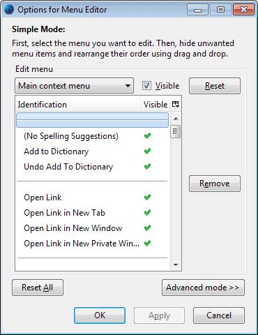 firefox-menu-editor