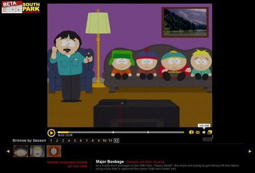 south park episodes