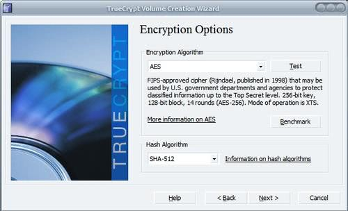 true crypt encryption