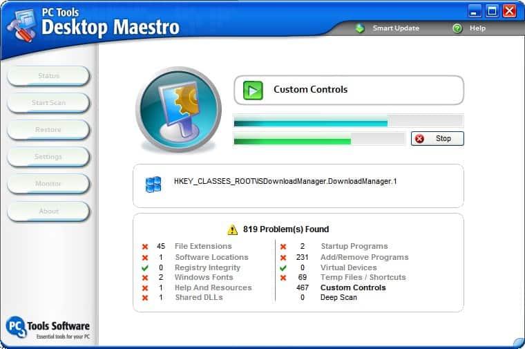 desktop maestro