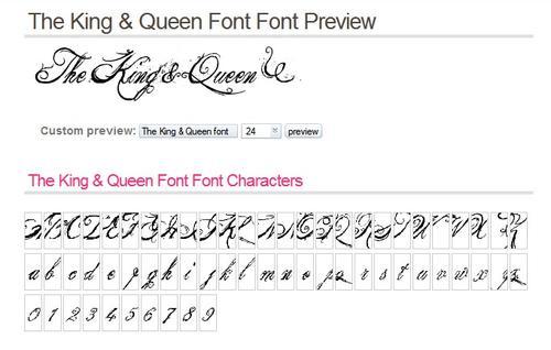 font cubes font collection