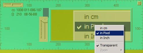 virtual ruler