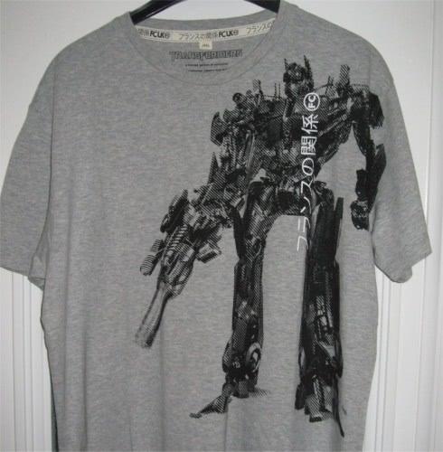 transformers shirt
