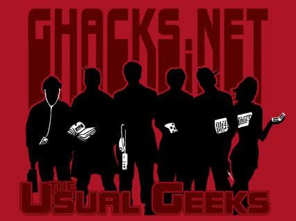 ghacks red shirt