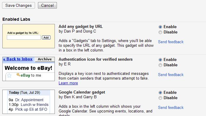 gmail-labs