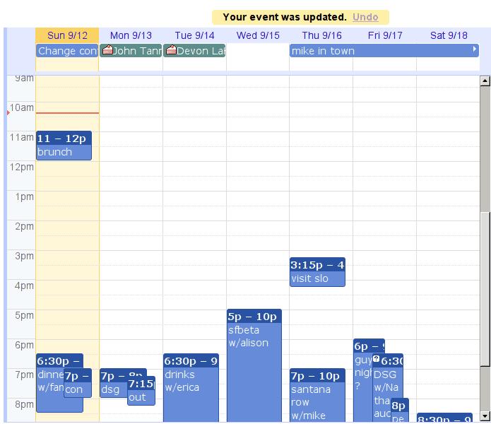 Redesign your Google Calendar with a custom skin - gHacks
