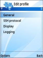 mobile phone ssh