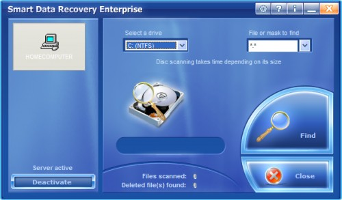 netrecovery