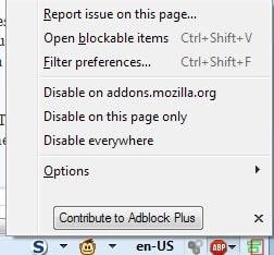 adblock plus add site to whitelist