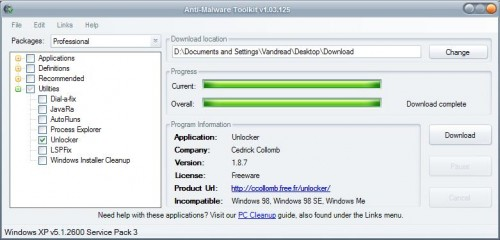 anti malware toolkit