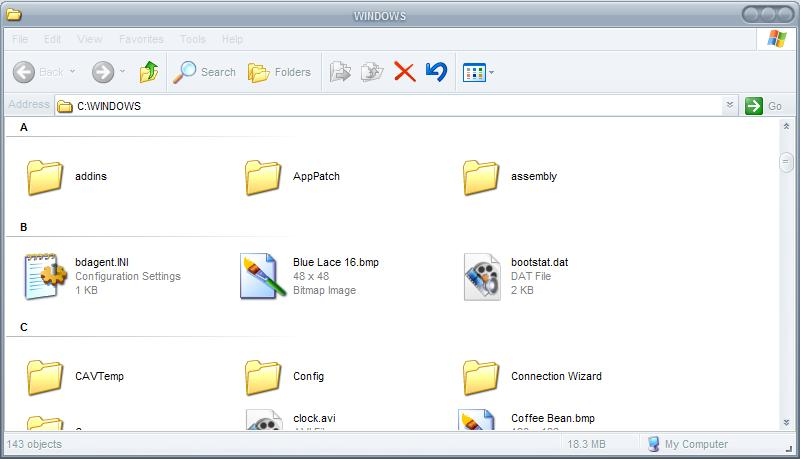 Windows Explorer Tip: Show In Groups