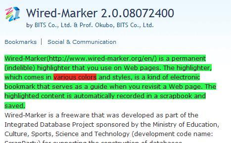 firefox text highlighter