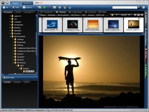 pictomio photo software