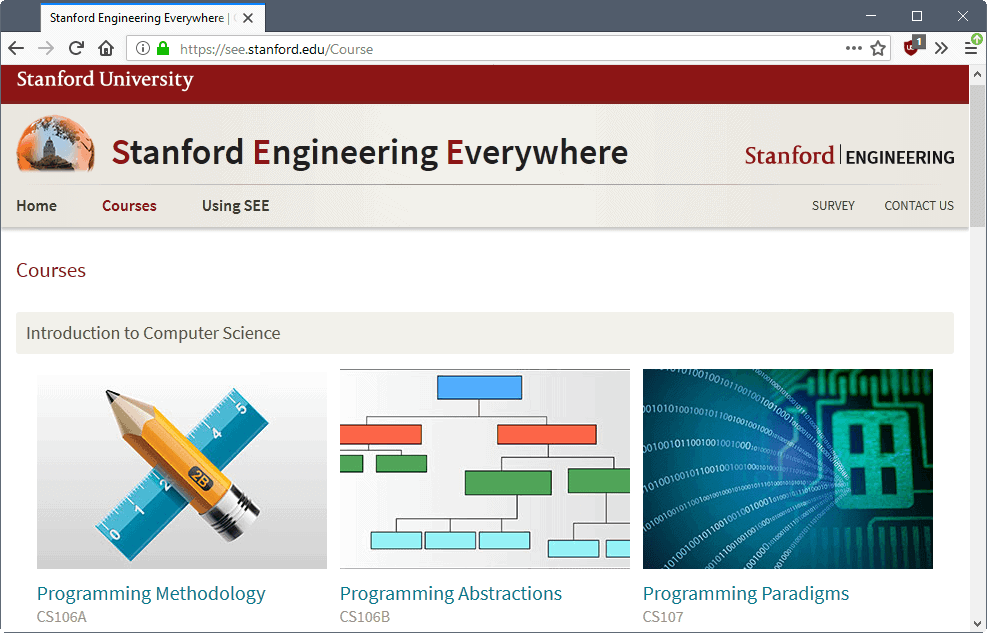 stanford engineering