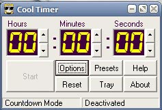 timer application