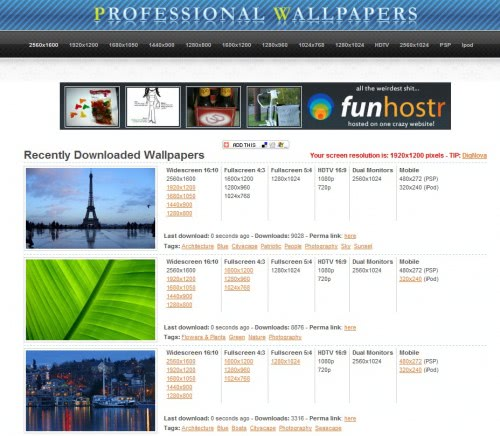 professional wallpapers