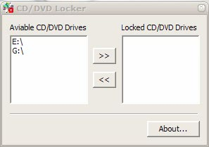 dvd locker