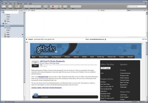 webinmail