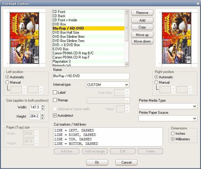 format editor