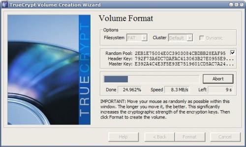 true crypt format