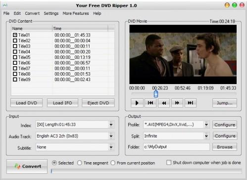 rip dvd movies