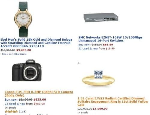 amazon discounts