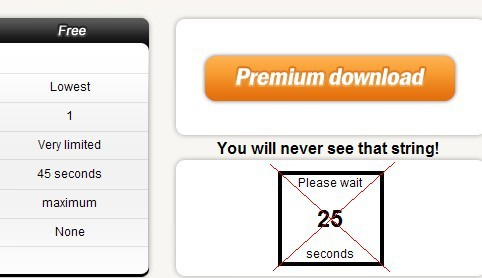 Skip MEGAUPLOAD Time Limit