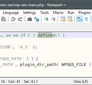 php define constant