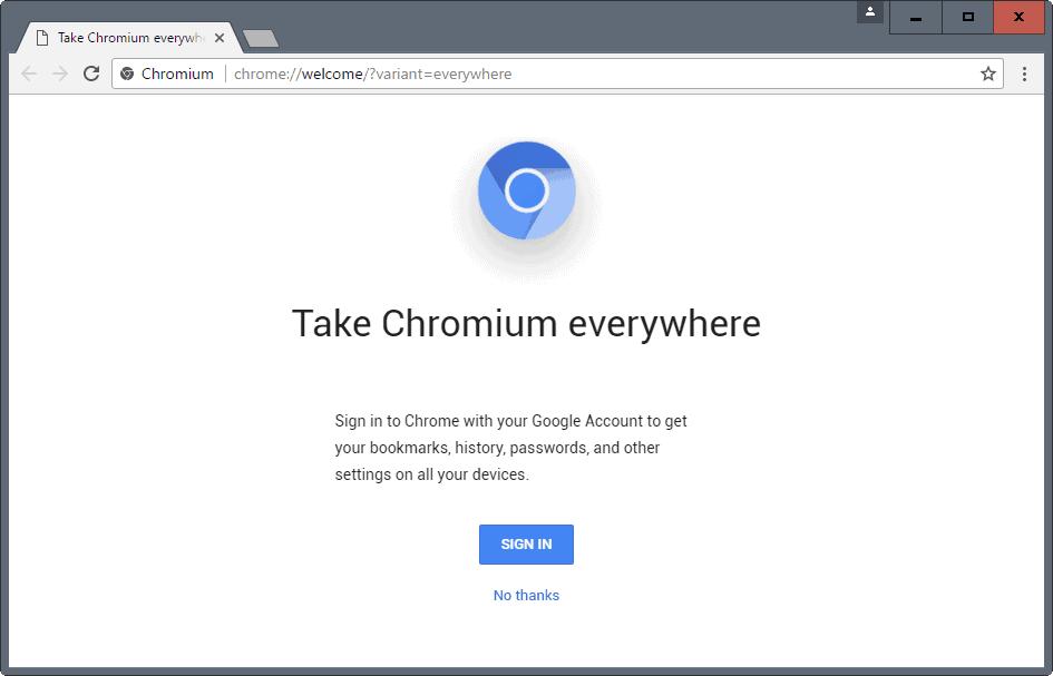 chromium downloads