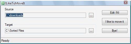 sort files folders