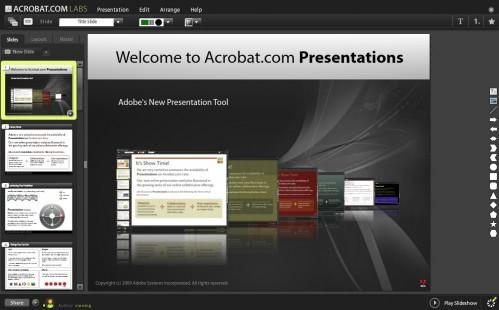 adobe presentations