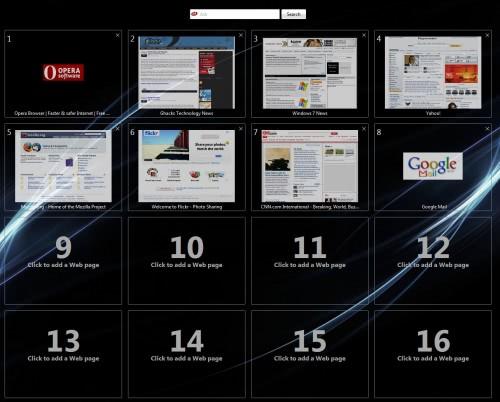 opera internet browser