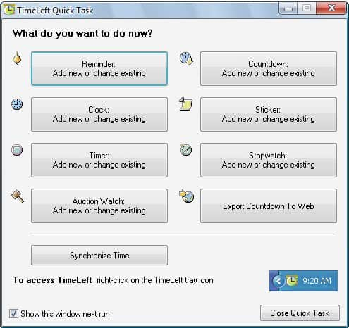 time management software