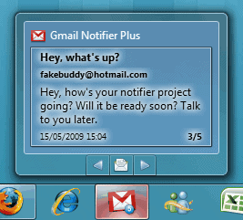 windows 7 gmail