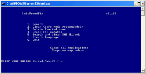 spyware removal tool